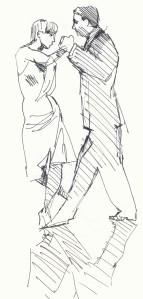 Tango Sketch 1
