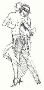 Tango Sketch 3