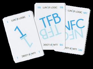 LunarLogic No Bullshit Cards